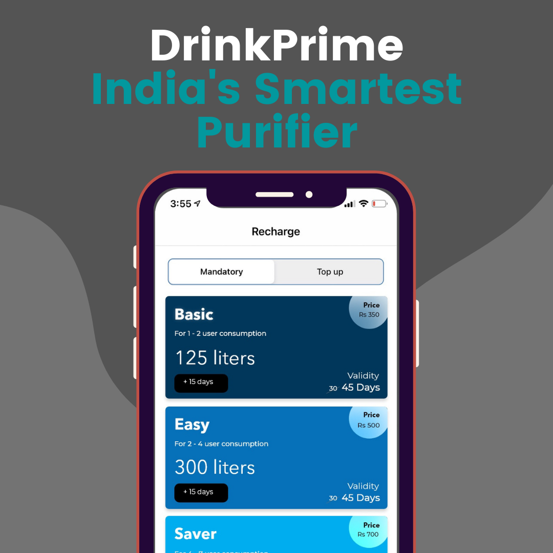 App for Indian Purifier Company