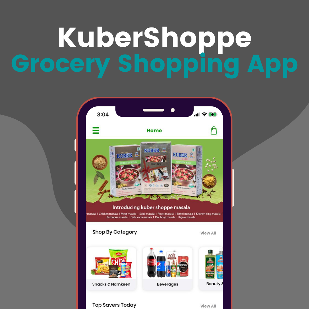 Grocery Shopping iOS App